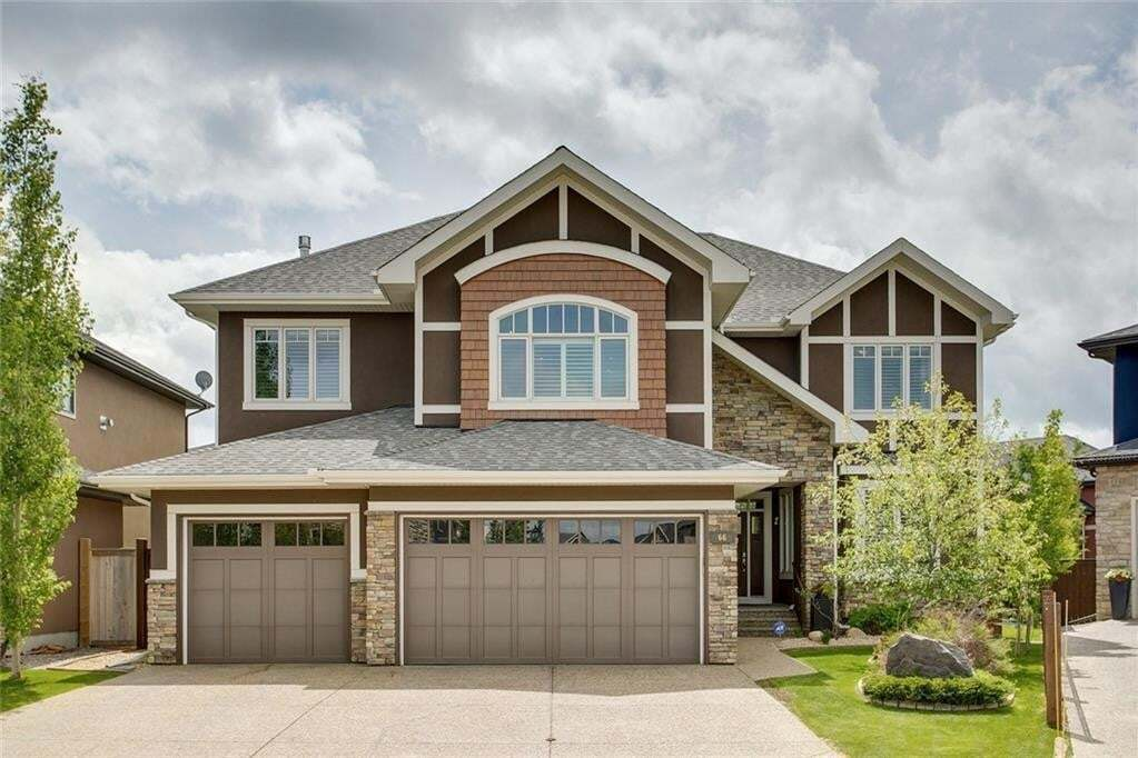 House for sale at 66 Wexford Cr SW West Springs, Calgary Alberta - MLS: C4302795