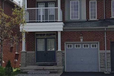 Townhouse for rent at 66 White Beach Cres Vaughan Ontario - MLS: N4552831