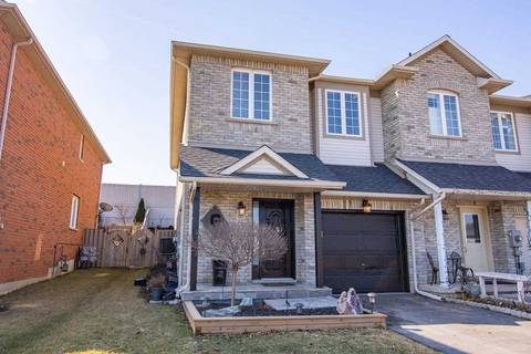 Townhouse for sale at 66 Whitefish Cres Hamilton Ontario - MLS: X4392320