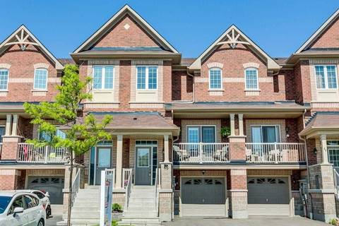 Townhouse for sale at 66 Wimbledon Ct Whitby Ontario - MLS: E4484572