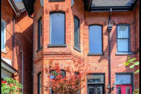 Townhouse for rent at 66 Winchester St Toronto Ontario - MLS: C4530692