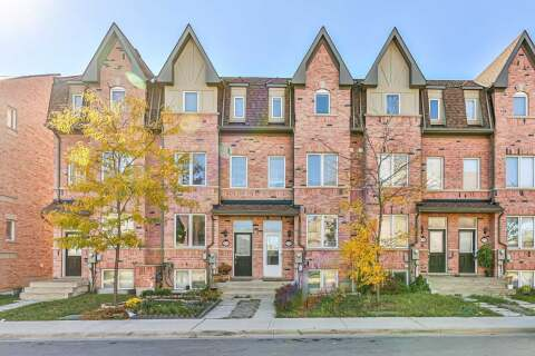 Townhouse for sale at 66 Zezel Wy Toronto Ontario - MLS: E4952087