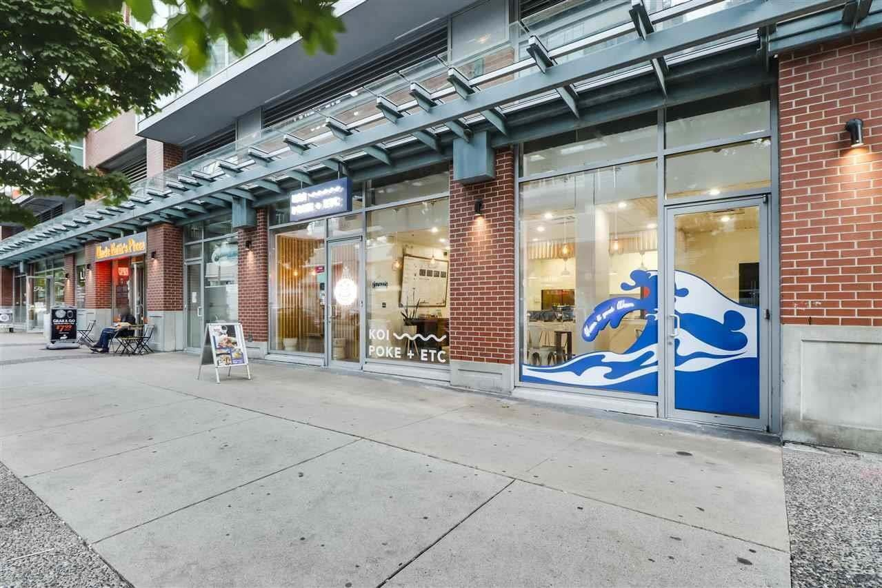 Commercial property for sale at 660 Abbott St Vancouver British Columbia - MLS: C8034720