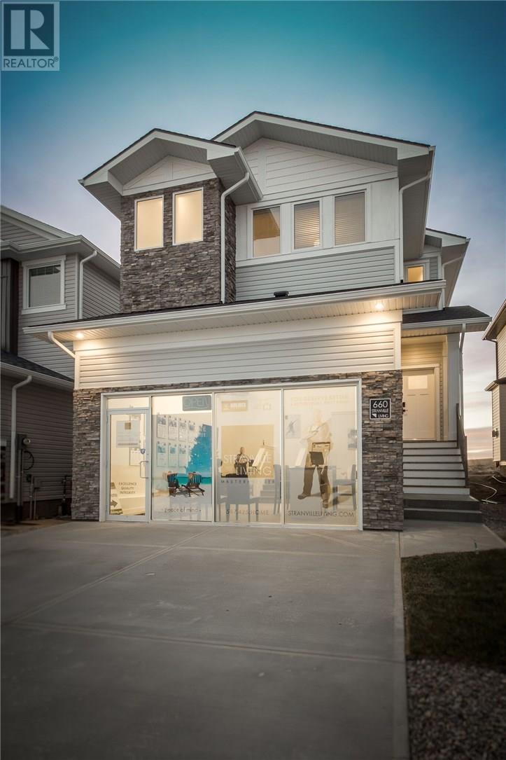 For Sale: 660 Aquitania Boulevard West, Lethbridge, AB | 3 Bed, 3 Bath House for $439,000. See 30 photos!