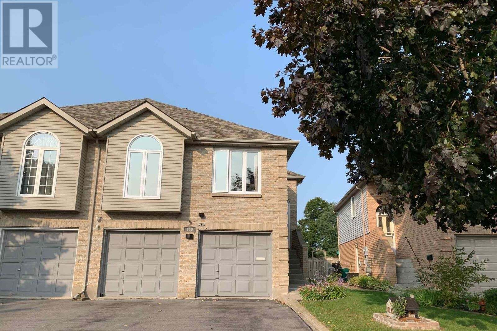 House for sale at 660 Barnsley Cres Kingston Ontario - MLS: K20005444
