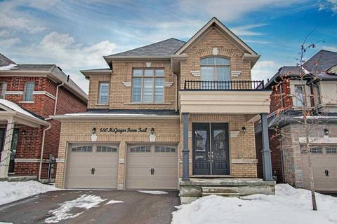 House for sale at 660 Mcgregor Farm Tr Newmarket Ontario - MLS: N4697768