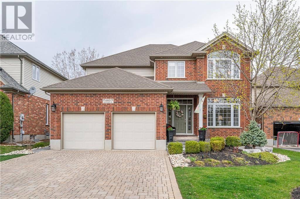 House for sale at 660 Panchara Pl Waterloo Ontario - MLS: 30802152
