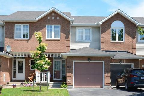 Townhouse for sale at 660 Wild Shore Cres Ottawa Ontario - MLS: 1160473