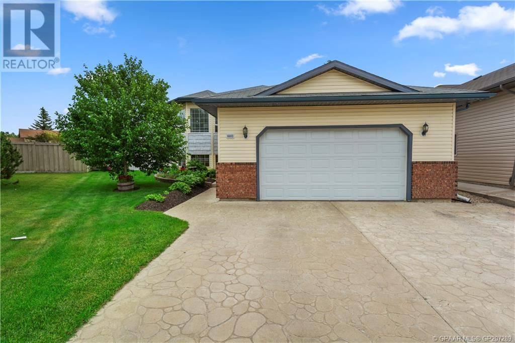 House for sale at 6601 97 St Grande Prairie Alberta - MLS: GP207289