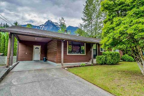 House for sale at 66012 Park Ave Hope British Columbia - MLS: R2371797