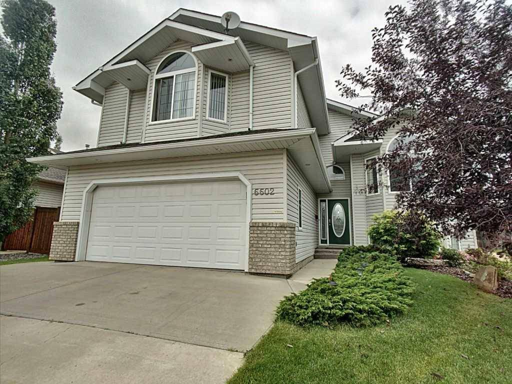 House for sale at 6602 32 Ave Camrose Alberta - MLS: E4190553
