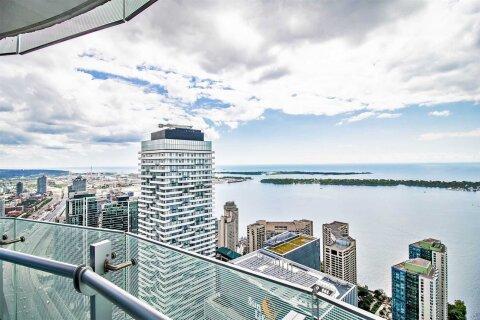 Apartment for rent at 14 York St Unit 6603 Toronto Ontario - MLS: C4963312
