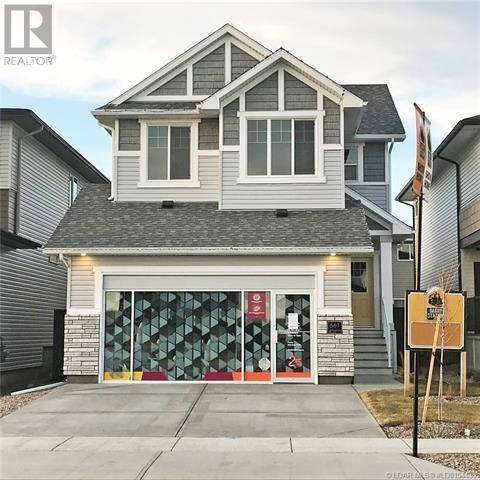 House for sale at 661 Aquitania Blvd W Lethbridge Alberta - MLS: ld0185028