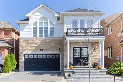 House for sale at 661 Armstrong Blvd Milton Ontario - MLS: W4933910