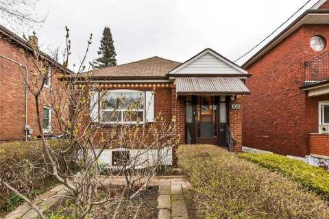 House for rent at 661 Beresford Ave Toronto Ontario - MLS: W4775276