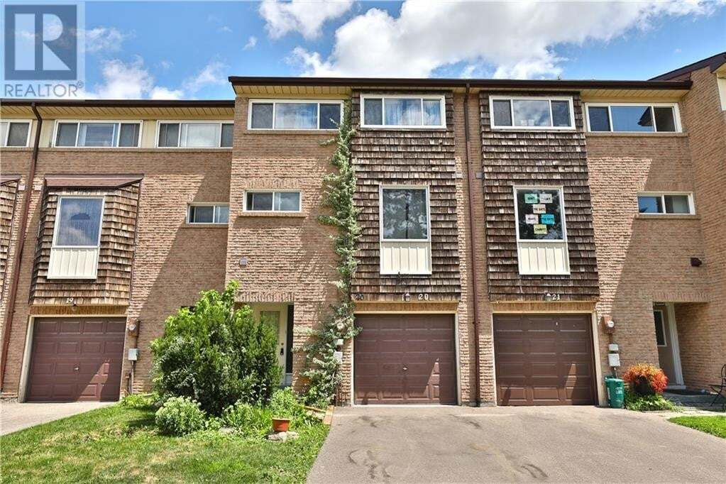Townhouse for sale at 661 Childs Dr Milton Ontario - MLS: 30826104