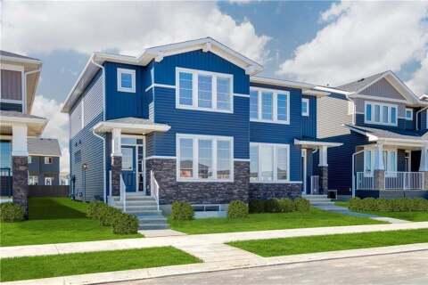 Townhouse for sale at 661 Redstone Dr NE Calgary Alberta - MLS: C4293095