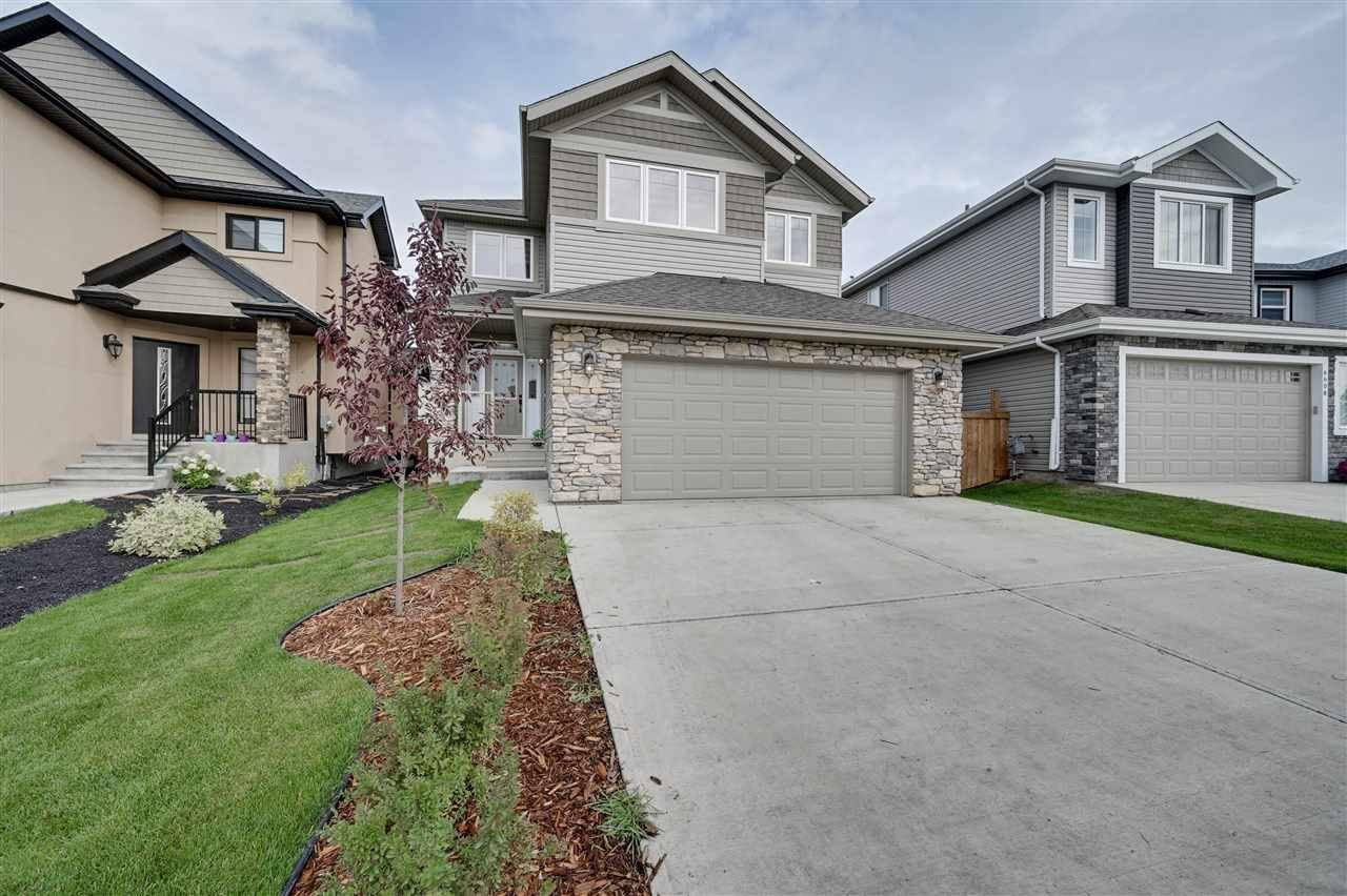 House for sale at 6610 53 Ave Beaumont Alberta - MLS: E4174388