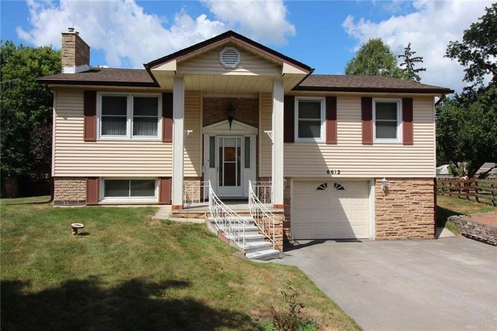 House for sale at 6612 Leawood Ct Niagara Falls Ontario - MLS: 30825247