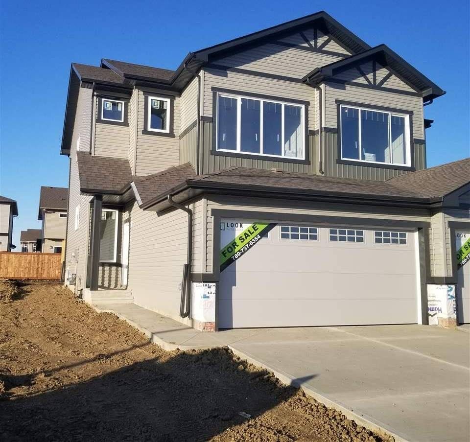 Townhouse for sale at 6616 47 Ave Beaumont Alberta - MLS: E4176936