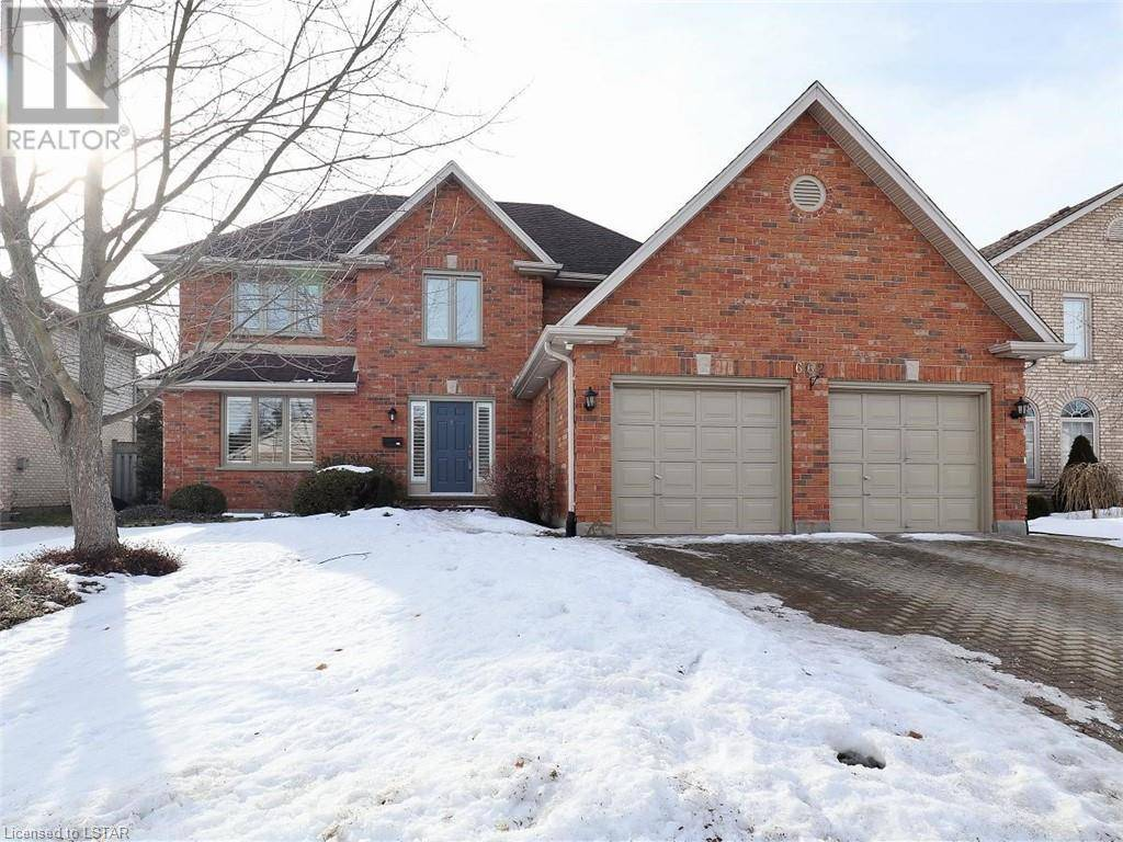 House for sale at 662 Ambleside Dr London Ontario - MLS: 246408