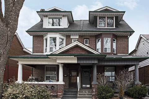 Townhouse for sale at 662 Coxwell Ave Toronto Ontario - MLS: E4418397