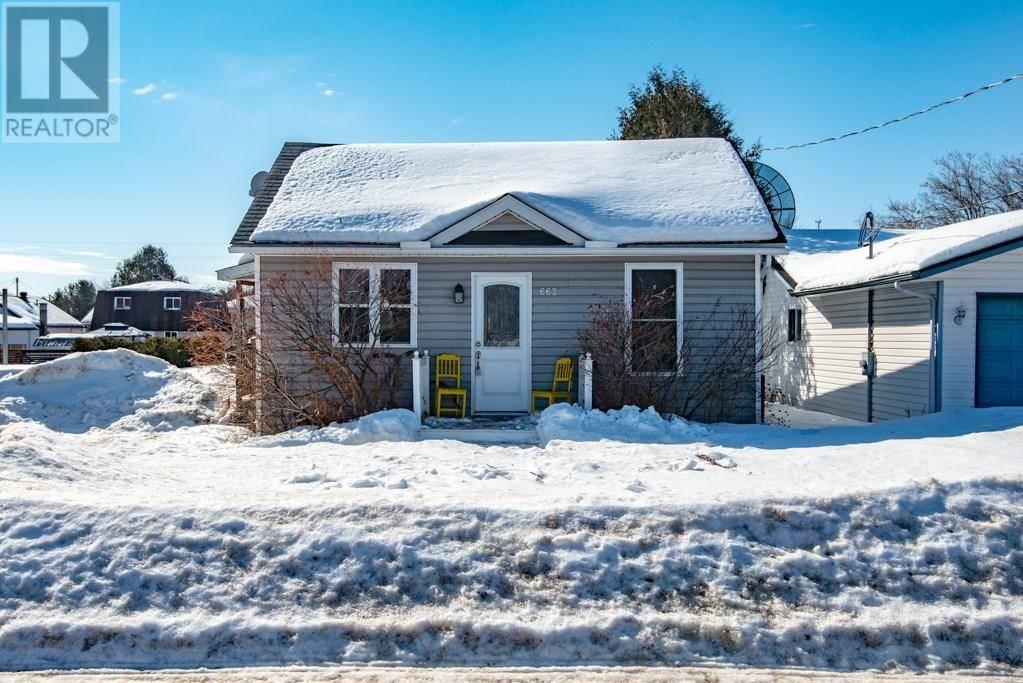 House for sale at 662 Hamilton St Pembroke Ontario - MLS: 1184186