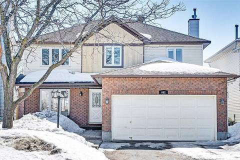 House for sale at 662 Mathieu Wy Ottawa Ontario - MLS: 1146718