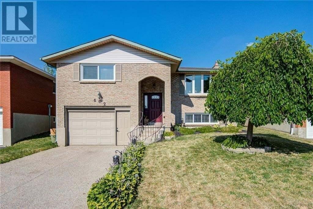 House for sale at 662 Pineridge Rd Waterloo Ontario - MLS: 30820327
