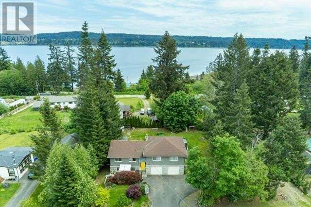 House for sale at 6622 Mystery Beach Rd Fanny Bay British Columbia - MLS: 468789