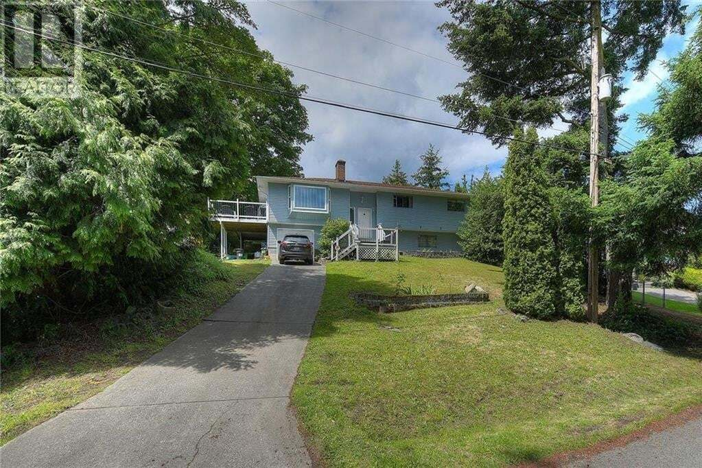 House for sale at 6628 Rey Rd Central Saanich British Columbia - MLS: 427713