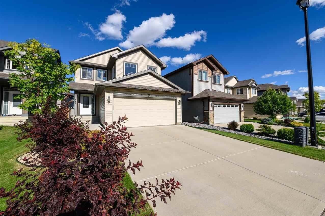 House for sale at 663 178 St SW Edmonton Alberta - MLS: E4212854