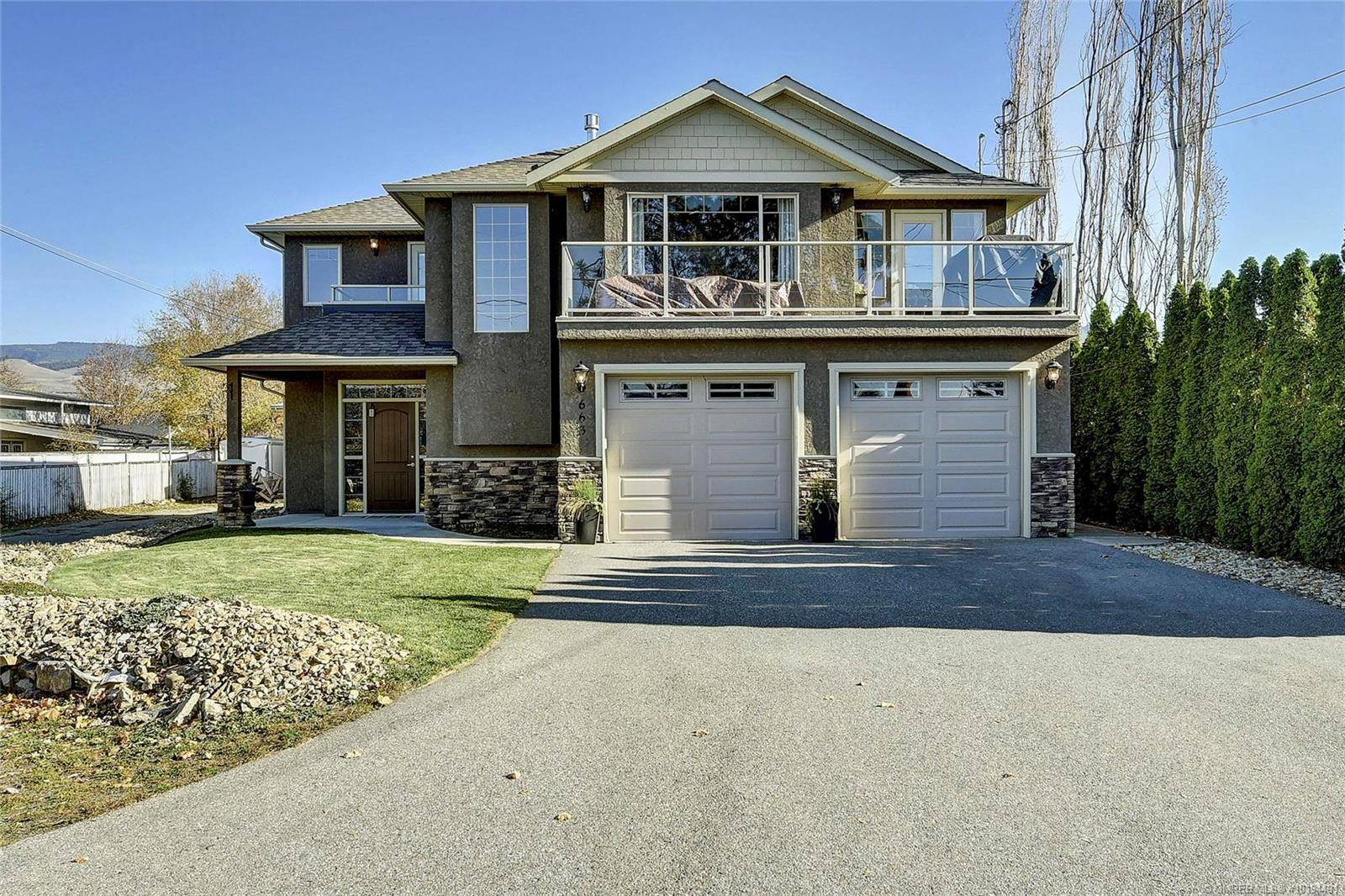 House for sale at 663 Fraser Rd Kelowna British Columbia - MLS: 10194491