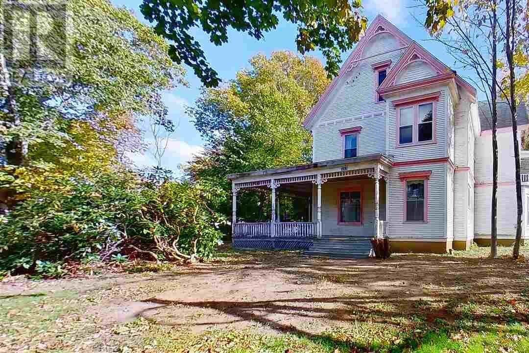 House for sale at 663 Main St Wolfville Nova Scotia - MLS: 202022511