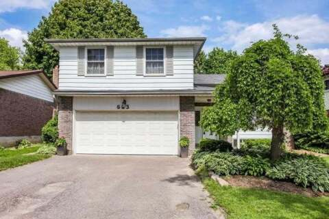 House for sale at 663 Waverly St Oshawa Ontario - MLS: E4782528