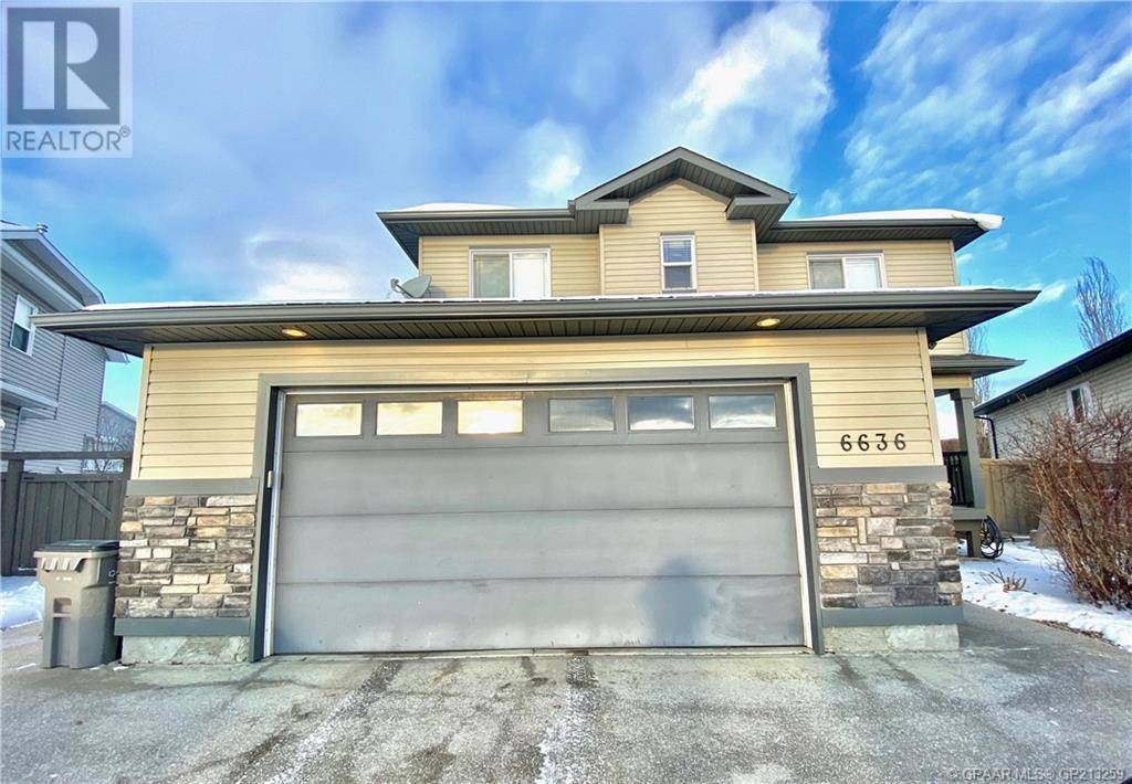 House for sale at 6636 111 St Grande Prairie Alberta - MLS: GP213259