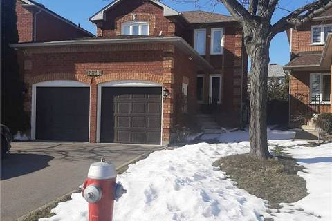 House for sale at 6638 Astro Ct Mississauga Ontario - MLS: W4729845