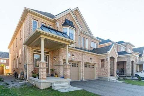 Townhouse for sale at 664 Asleton Blvd Milton Ontario - MLS: W4814444