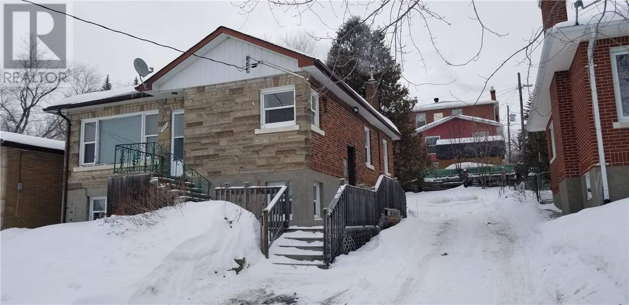 Townhouse for sale at 664 Connaught Ave Sudbury Ontario - MLS: 2084294