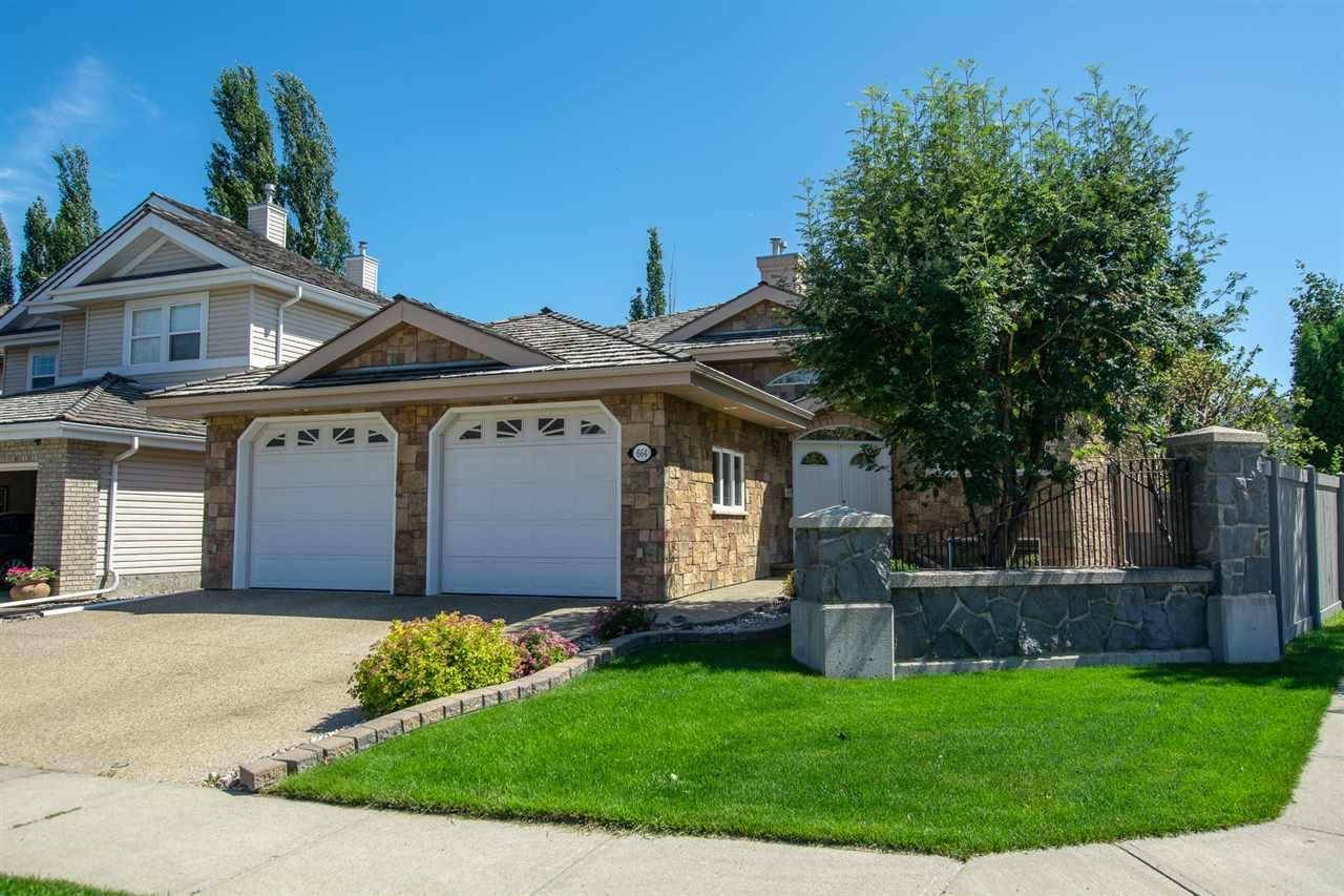House for sale at 664 Dalhousie Cres Nw Edmonton Alberta - MLS: E4167670