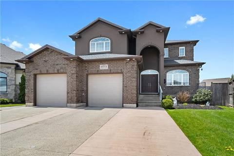House for sale at 6641 Flora Ct Niagara Falls Ontario - MLS: 30732146