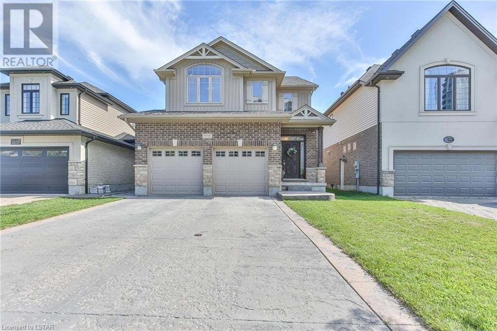 House for sale at 6644 Navin Cres London Ontario - MLS: 280481