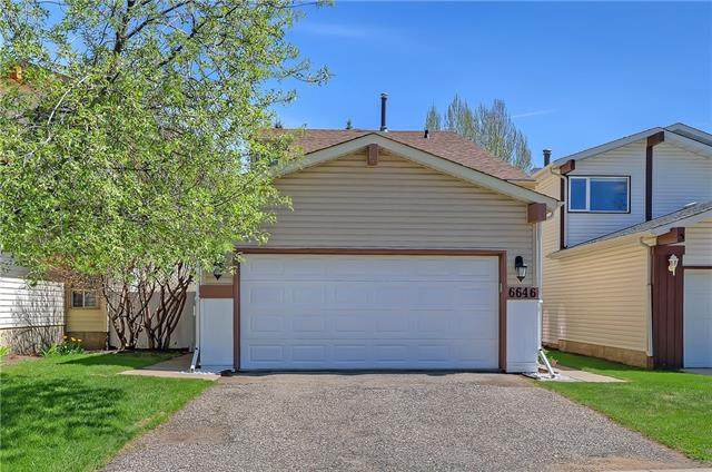Sold: 6646 Ranchview Drive Northwest, Calgary, AB
