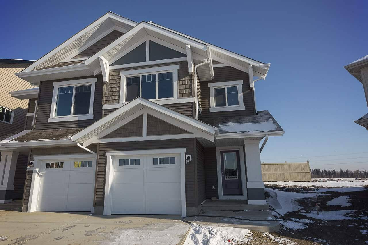 Townhouse for sale at 665 Eagleson Cres Nw Edmonton Alberta - MLS: E4178462