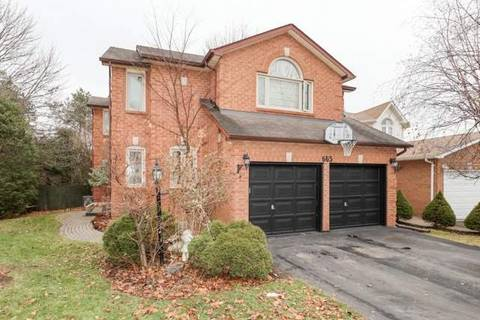 House for sale at 665 Idylwood Ct Oshawa Ontario - MLS: E4315803