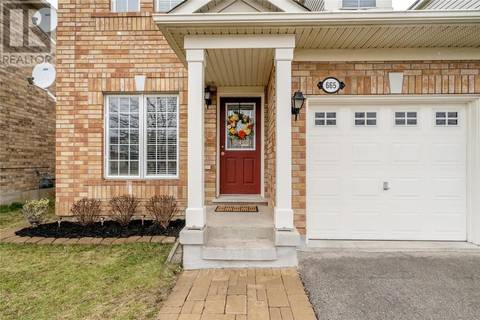 House for sale at 665 Thompson Rd South Milton Ontario - MLS: 30723077