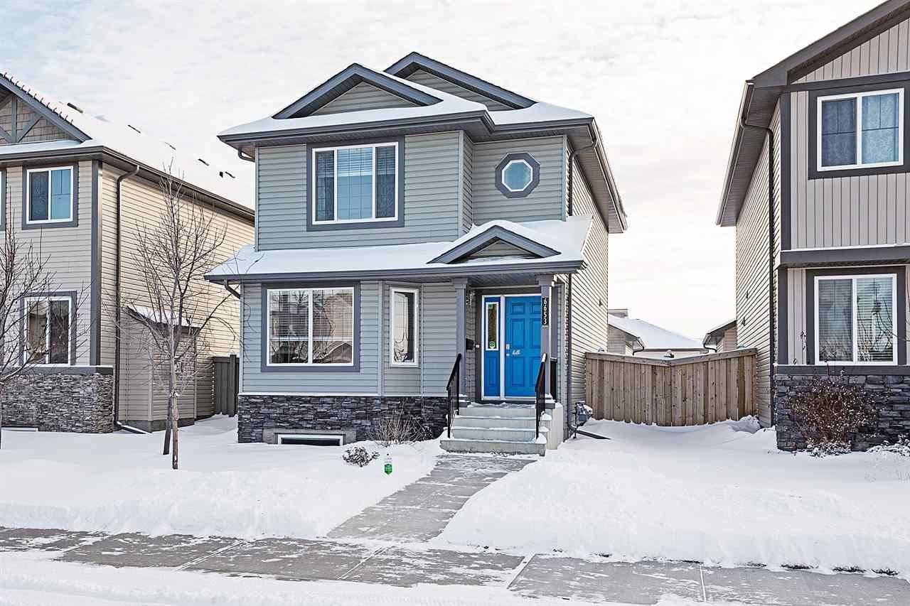 House for sale at 6653 Cardinal Rd Sw Edmonton Alberta - MLS: E4184563