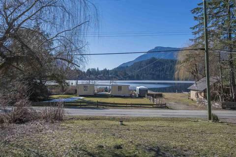House for sale at 66546 Kawkawa Lake Rd Hope British Columbia - MLS: R2350534