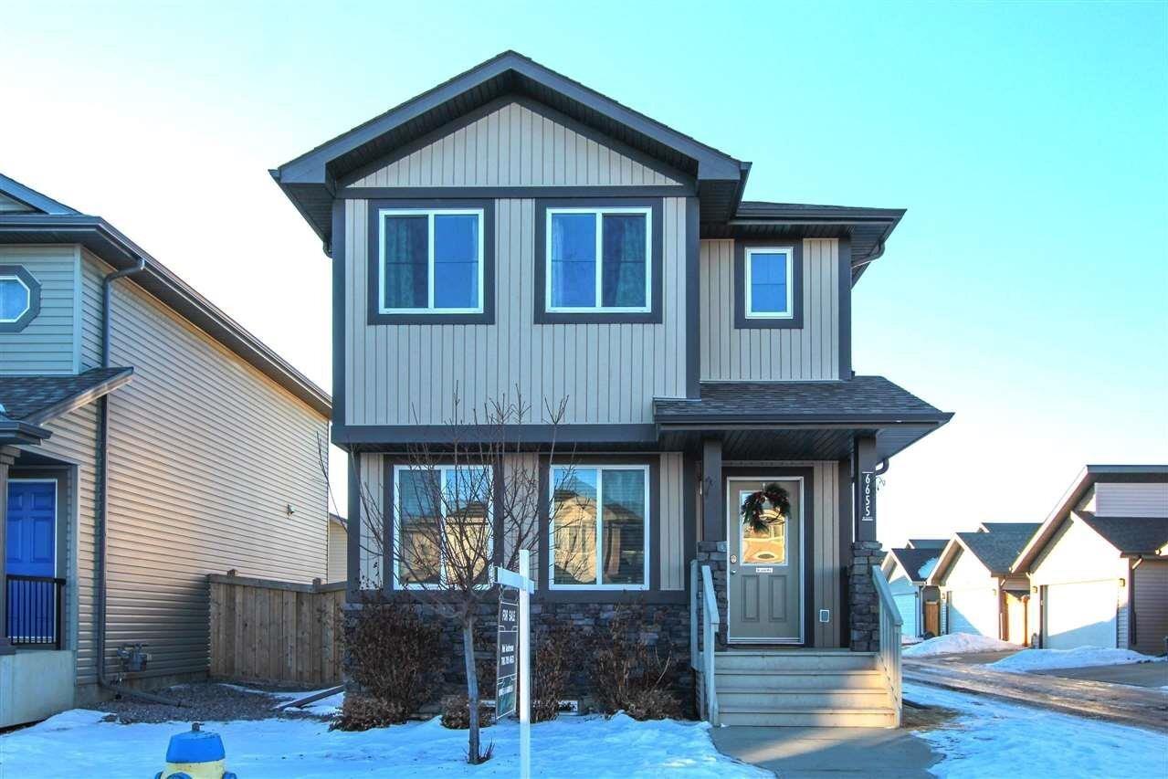 House for sale at 6655 Cardinal Rd SW Edmonton Alberta - MLS: E4225390