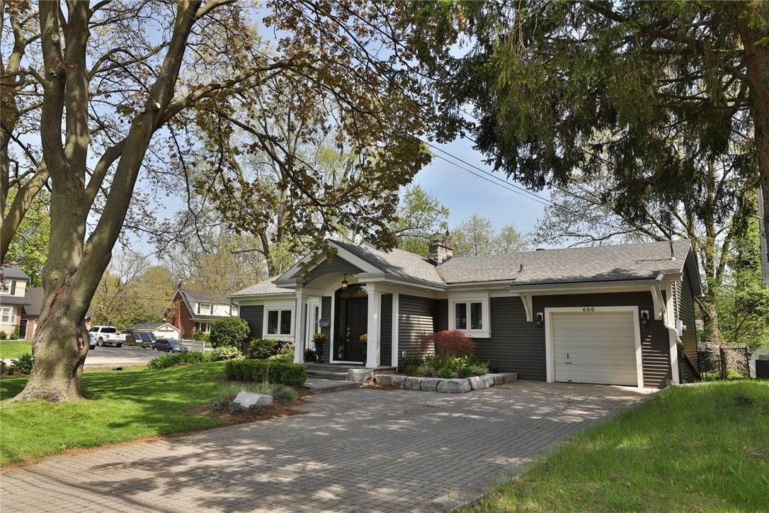 Sold: 666 Cedar Avenue, Burlington, ON